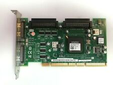 DELL ADAPTEC ASC 39320D SCSI CARD ULTRA 320  DUAL CHANNEL PCI-X  CONTROLLER