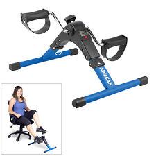 Pedal Exerciser Mini Cycle Go Fitness Exercise Bike Legs Portable Gym Wagan Tech