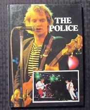 1984 The Police by James Milton Hc Fn+ 6.5 1st Gallery Hc Hardcover - Sting