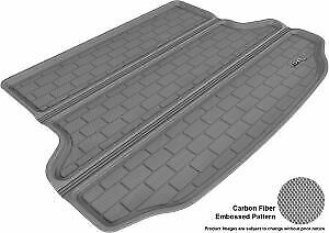 3D MAXpider for 2010-2015 Hyundai Tucson Kagu Cargo Liner - Gray - aceM1HY033130