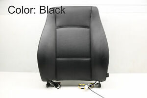 2012-2015 BMW X1 E84 - Front LEFT Upper SEAT Backrest Cushion Assembly (Leather)