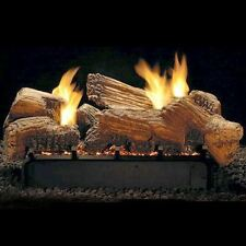 "Empire Multi-Sided 18"" Ceramic Fiber Fireplace Log Set / Logs Only"