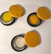 Kodak Series VI Lens Hood And Adapter Ring