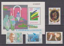 ANDORRA ESPAÑOLA (1994) AÑO COMPLETO NUEVO SIN FIJASELLOS MNH - EDIFIL 241/45
