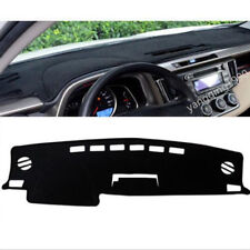 For TOYOTA RAV4 2013 2014 2015 Black Dashboard Cover Dashmat Dash Mat Pad