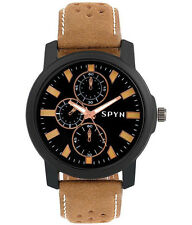 SPYN Casual Chronograph design wrist watches for men.Watches