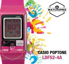 Casio Poptone Ladies Watch LDF52-4A