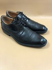 = ECCO Black Oxford Shoes Size 43