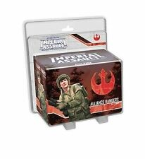 Guerra De Las Galaxias Imperial Assault Alianza Rangers Ally Pack
