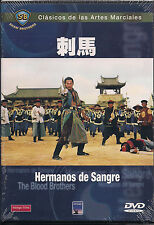 Hermanos de sangre (The Blood Brothers) (DVD Nuevo)
