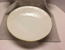 Lenox Large Footed Round Fruit Bowl Made in Usa Mint