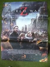 WORLD WARZ   Original asian cinema  Movie Poster