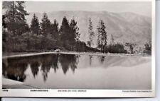 Camp Radford Swimming Pool Big Bear Lake Putnam Studios Real Photo Postcard 1922