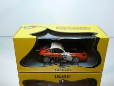 BBR GASOLINE MODELS FERRARI 575 GTC MONZA 2005 TEAM JMB - 1:43 - MINT IN BOX
