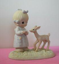 "Precious Moments ""To My Deer Friend"" #1000488 - Mint in original box."