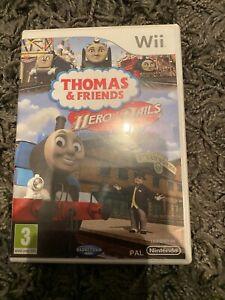 Thomas & Friends: Hero of the Rails (Nintendo Wii, 2010)