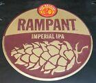 New Belgium Bicycle Rampant Imperial IPA Hopped Beer Tin Sign Round 20x19 rare