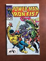 Power Man And Iron Fist #99 (1983) 8.0 VF Marvel Key Issue Bronze Age Comic Book