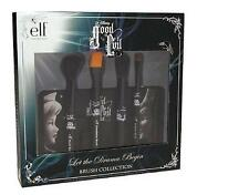 ELF DISNEY GOOD VS EVIL Makeup BRUSH SET Let The Drama Begin WITH BAG NEW