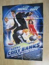 Filmplakat - Agent Cody Banks ( Hillary Duff , Frankie Muniz )