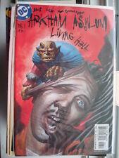 Arkham Asylum: Living Hell #6 RHYME & REASON DAN SLOTT (Dec 2003, DC) BATMAN