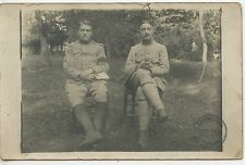 POSTCARD /  CARTE POSTALE PHOTO MILITAIRE / LOT 3 PHOTOS / Mr RUFFE AGEN