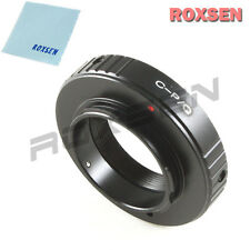 C 16mm Cine / Film Mount Lens To Pentax Q PQ P/Q Mount Q10 Adapter Q7 Q-S1