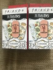 FRIENDS TV Series Plasters Waterproof First Aid 20 per box x 2pks BRAND NEW