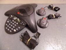 Polycom 2201-67880-101 SoundStation 2W 1.9GHz(DECT) Wireless Conference Unit