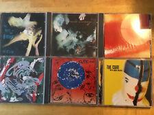 The Cure [6 CD Alben] Head Door Disintegration Wild Mood WISH Mixed up Kiss Me