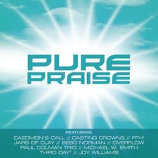 PURE PRAISE (Michael W. Smith, Jars of Clay, Third Day, etc.) Christian CD
