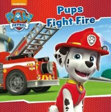 Paw Patrol Story Book - PUP SAVES A TRAIN - NEW
