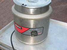 Nemco #6100A Soup Kettle 7 Qt Rnd Warmer Commercial Restauraunt