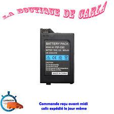 Batterie pour Sony PSP 1000 - 1004 FAT (pas Slim & Lite) - 3600 mah de France