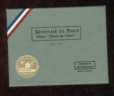 MONNAIE DE PARIS - Série 1969 FDC set fleur de coin