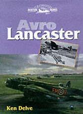 Avro Lancaster (Crowood Aviation), Delve, Ken Hardback Book