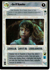 STAR WARS CCG REFLECTIONS SRF CARD SON OF SKYWALKER