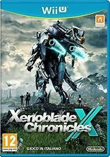 Xenoblade Chronicles x - Nintendo Wii U
