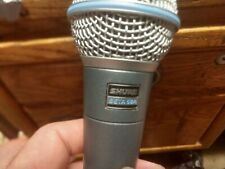 Shure Beta 58A Professional Recording High Output Dynamic Microphone