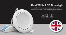 MiLight 12W Dual White LED Downlight 2.4GHz WiFi Remote Controllable - FUT061