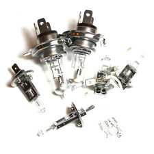 Fiat Punto 176 H1 H4 H3 501 55 W Claro Xenon Alto/Bajo/Niebla/Lado Headlight Bulbs