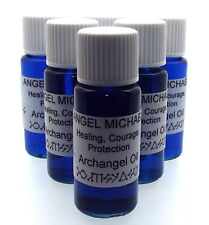 Angel Michael Herbal Infused Botanical Incense Oil Healing and protection