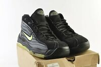 Nike Air Total Max Uptempo LE Black/Volt Basketball Shoes #(366724 071) Size 10