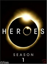 Heroes First Season 1 One DVD 2007 7-Disc Set Zachary Quinto 025195008280