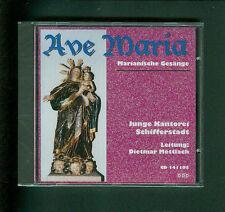 Ave Maria Marianische Gesänge Junge Kantorei Schifferstadt