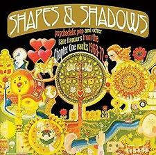 Shapes And Shadows - Psychedelic Pop And Other Rare Flavours From The C (NEW CD)