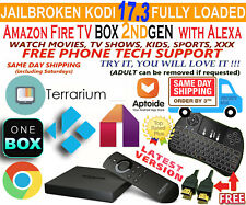 🔥AMAZON FIRE TV BOX 4k W/ ALEXA-Lots of Extras! 72 HR SALE!-FREE TECH SUPPORT🔥