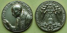 DORATA PAPA PIO XII° PIVS XII P.M.A. GIUBILEO 1950 JVBILAEI MCML - P. MORBIDUCCI