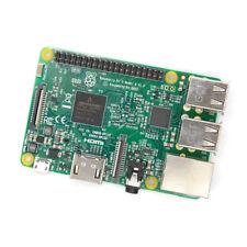 Quad Core  Raspberry Pi 3 Model B Bluetooth 4.1& WiFi 1.2GHz 64bit CPU 1GB RAM