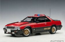 "77425 AUTOart 1:18 Nissan Western Police ""Machine RS-1"" 40th Anniversary Model"